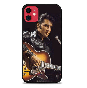 Custodia Cover iphone 11 pro max Elvis Presley L1408 Case - Cover custodia iphone/samsung/huawei shuj.it