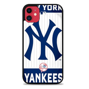 Custodia Cover iphone 11 pro max New York Yankees Baseball L3087 Case