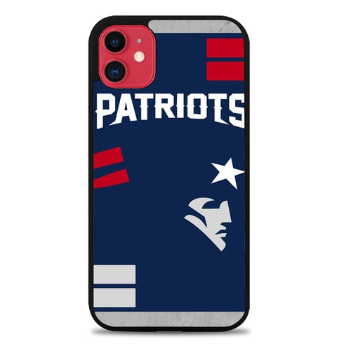 Custodia Cover iphone 11 pro max Patriots L3097 Case