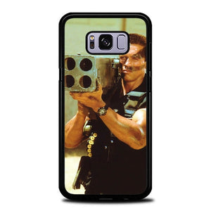 Custodia Cover samsung galaxy s8 s8 edge plus Arnold Schwarzenegger L3107 Case