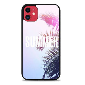 Custodia Cover iphone 11 pro max Summer Text L3129 Case