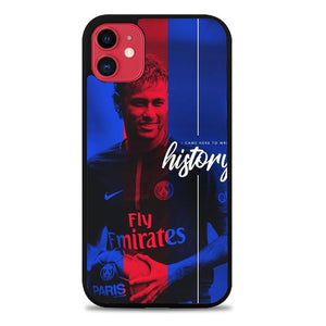 Custodia Cover iphone 11 pro max Neymar JR PSG L3141 Case