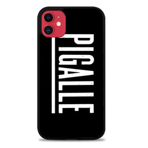 Custodia Cover iphone 11 pro max Pigalle Logo Text L3216 Case