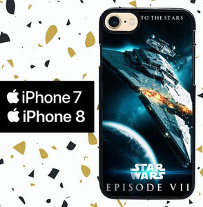 Custodia Cover iphone 7 8 STAR WARS 7 Y0663 Case