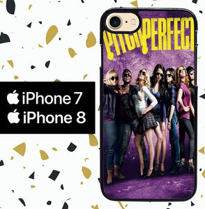 Custodia Cover iphone 7 8 Pitch Perfect Quotes Y1244 Case