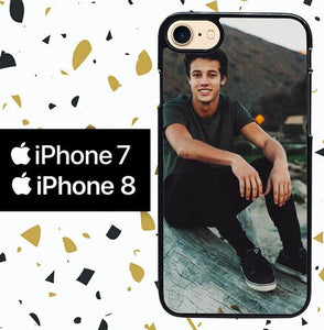 Custodia Cover iphone 7 8 Cameron dallas style Y1429 Case