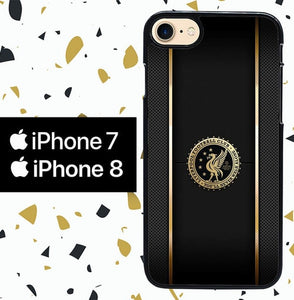 Custodia Cover iphone 7 8 liverpool W0009 Case