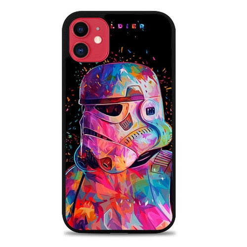 Custodia Cover iphone 11 pro max star wars W4552 Case