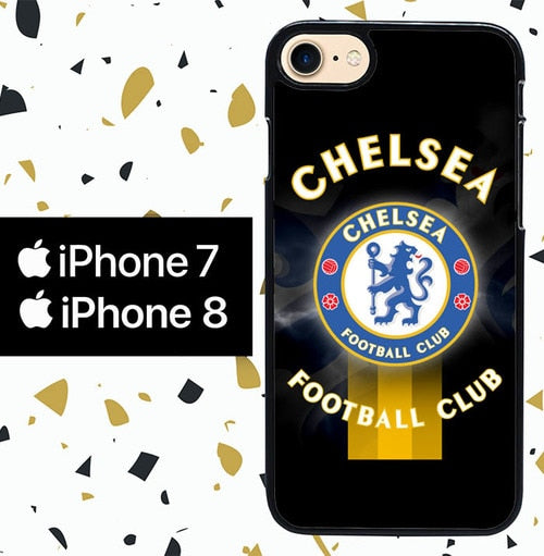 Custodia Cover iphone 7 8 CHELSEA W4724 Case