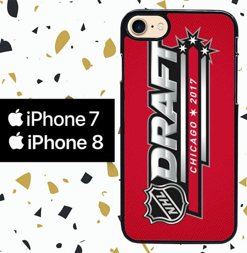 Custodia Cover iphone 7 8 Every NHL W5002 Case