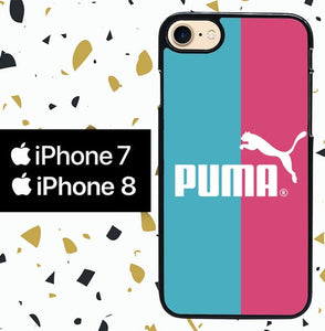 Custodia Cover iphone 7 8 PUMA FASHION SHOES W5009 Case