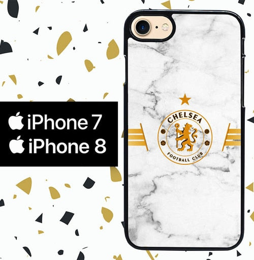 Custodia Cover iphone 7 8 MARBLE CHELSEA W5339 Case
