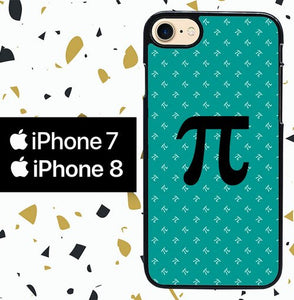 Custodia Cover iphone 7 8 pi day W5405 Case