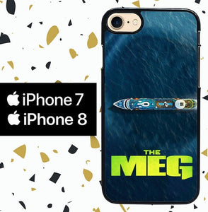 Custodia Cover iphone 7 8 the meg W5723 Case