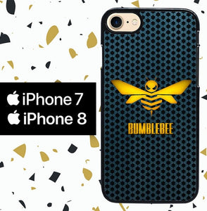 Custodia Cover iphone 7 8 BUMBLEBEE W5732 Case
