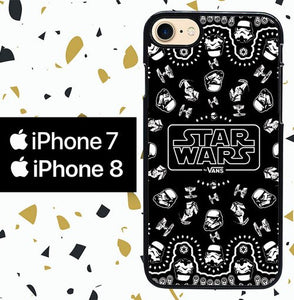 Custodia Cover iphone 7 8 VANS W5760 Case