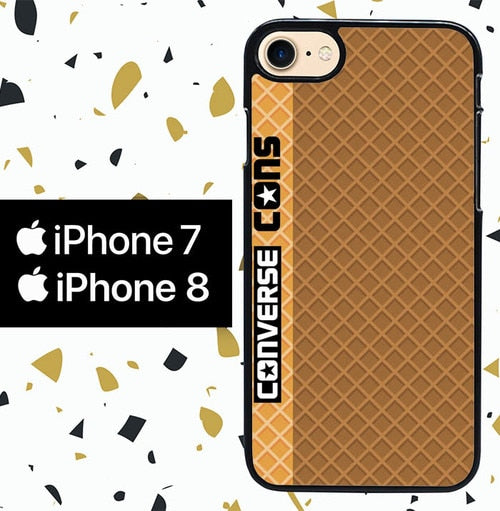 Custodia Cover iphone 7 8 CONVERSE W5761 Case