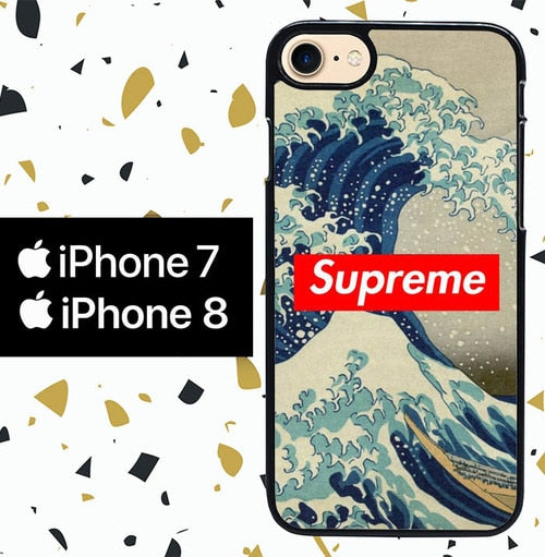 Custodia Cover iphone 7 8 supreme W8560 Case