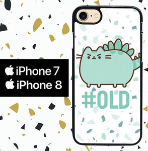 Custodia Cover iphone 7 8 Pusheen W8991 Case