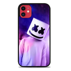 Custodia Cover iphone 11 pro max marshmello W9112 Case