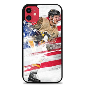 Custodia Cover iphone 11 pro max Pittsburgh Penguins W9268 Case