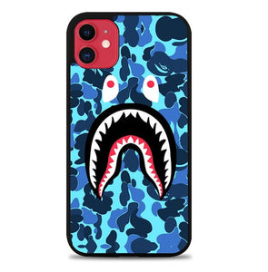 Custodia Cover iphone 11 pro max Shark Teeth Camo W9596 Case