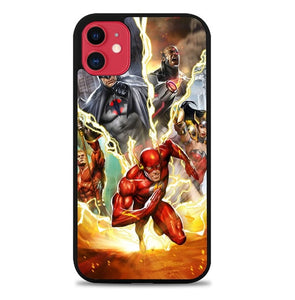 Custodia Cover iphone 11 pro max superhero W9697 Case