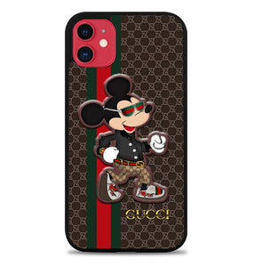Custodia Cover iphone 11 pro max mickey mouse W9701 Case
