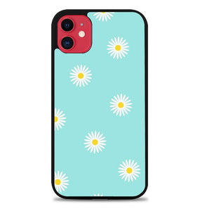 Custodia Cover iphone 11 pro max flower pattern W9743 Case