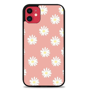 Custodia Cover iphone 11 pro max flower pattern W9745 Case