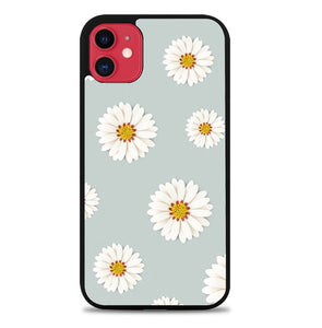 Custodia Cover iphone 11 pro max flower pattern W9746 Case