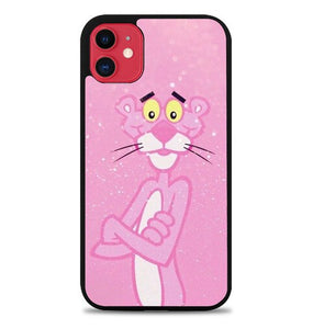 Custodia Cover iphone 11 pro max pink panther W9749 Case