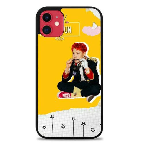 Custodia Cover iphone 11 pro max nct dream WL0003 Case