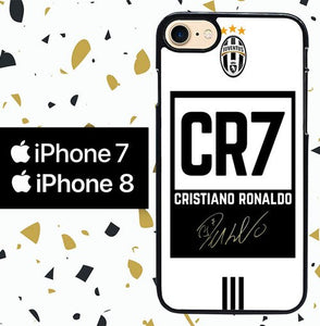Custodia Cover iphone 7 8 CR7 WY0020 Case