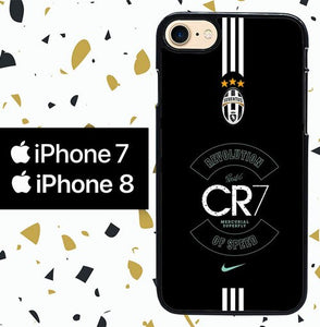 Custodia Cover iphone 7 8 Cristiano Ronaldo WY0024 Case
