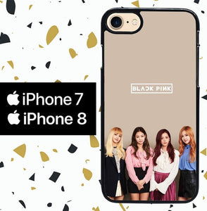Custodia Cover iphone 7 8 BLACKPINK WY0063 Case