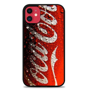 Custodia Cover iphone 11 pro max Coke Coca Cola Q0294 Case
