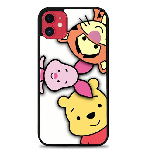 Custodia Cover iphone 11 pro max Winnie The Pooh And Friends Q0315 Case