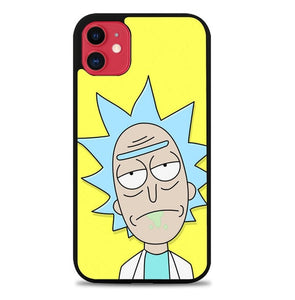 Custodia Cover iphone 11 pro max Rick Sanchez J1037 Case