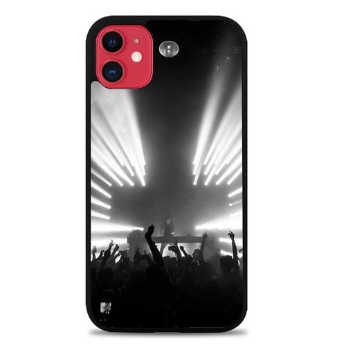 Custodia Cover iphone 11 pro max Martin Garrix On Stage J1116 Case