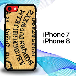 Custodia Cover iphone 7 8 Ouija Board E0149 Case