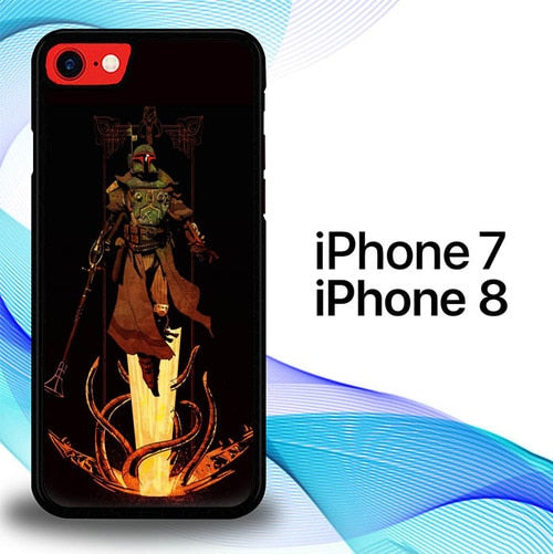 Custodia Cover iphone 7 8 Classic Star Wars Army E1222 Case