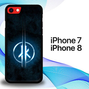 Custodia Cover iphone 7 8 Star Wars Jedi Order E1274 Case