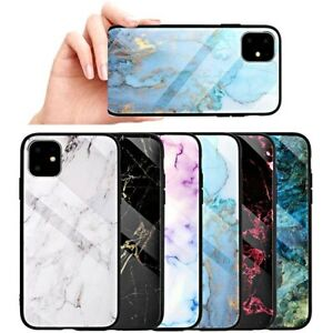COVER per Iphone 11 / Pro Max ORIGINALE Gradient Glass Slim + VETRO  TEMPERATO 9H