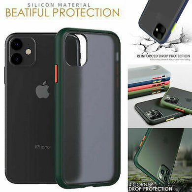 Lusso Custodia per Apple IPHONE 11 pro Massimo Anti-urto Paraurti Silicone  Cover
