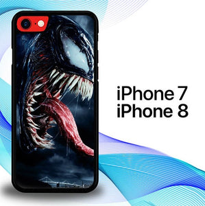 Custodia Cover iphone 7 8 Venom P0922 Case
