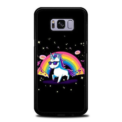 Custodia Cover samsung galaxy s8 s8 edge plus Unicorn Boy Cool P2011 Case