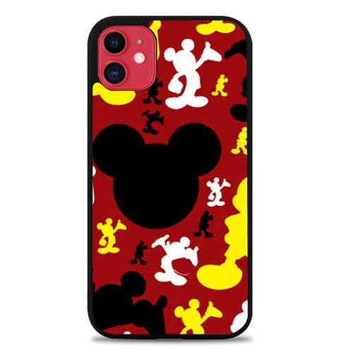 Custodia Cover iphone 11 pro max Mickey Japan Pattern P2202 Case