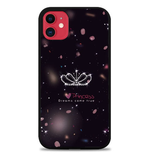 Custodia Cover iphone 11 pro max Princess Dreams Come True P2217 Case