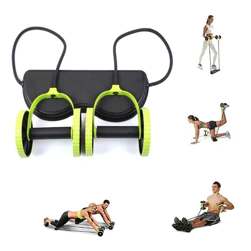 Multi-Purpose Ab Roller Gym